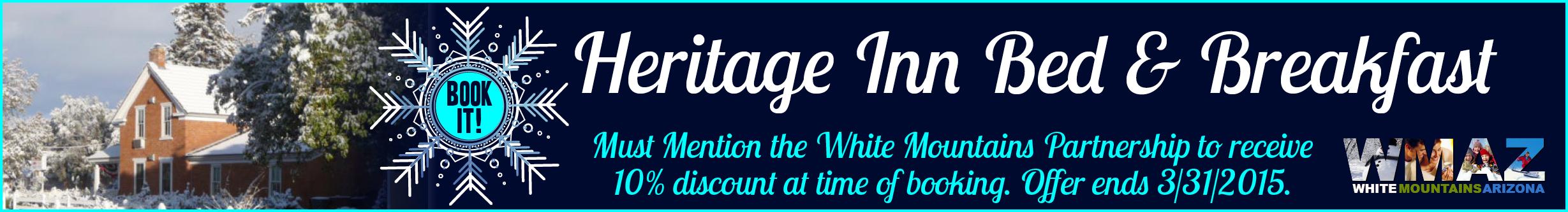 Heritage Inn Deals Offer 590x802
