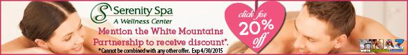 Serenity Spa Deals 2590x80